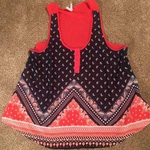 Vest/blouse